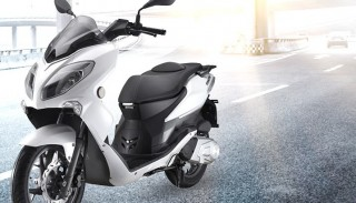 Keeway: Kup skuter lub motocykl i zapłać za niego po wakacjach