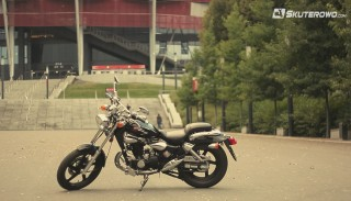 Kymco Zing II 125: Wkrótce test motocykla w Skuterowo.com