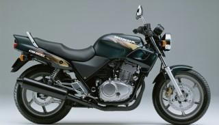 """Honda CB """"Cebula"""" 500 – wilk w owczej skórze"""