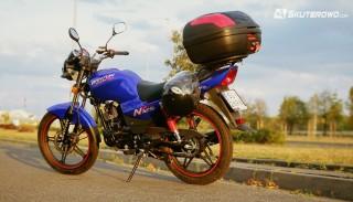 Test Barton N125: N jak Naked Bike 125 ccm