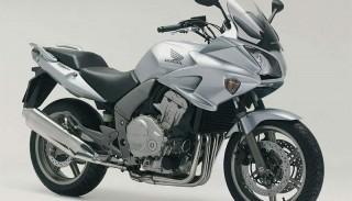Honda CBF 1000 – uniwersalny motocykl z pazurem