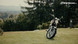 Romet Classic 400: Nowy motocykl o konserwatywnej sylwetce wkrótce trafi do sprzedaży