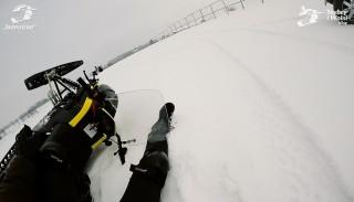 Zipp SnowMax i pierwszy raz na skuterze śnieżnym: #3 Szybcy i Wolni Vlog Jednoślad.pl