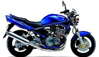 Suzuki Bandit 600 – legendarna 600etka