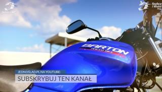 Barton N125 jako Twój pierwszy motocykl na prawo jazdy B? #18 Szybcy i Wolni Vlog