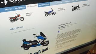 Barton Motors w nowej odsłonie już online