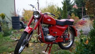WSK M06 – ikona polskiej motoryzacji na serwisie aukcyjnym