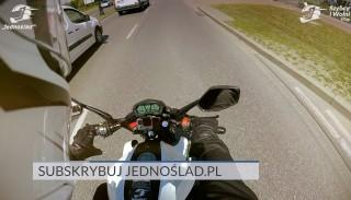 Ile spalają motocykle 125, skutery i motorowery? (Na Junaku NK 125) #23 Szybcy i Wolni Vlog