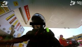 Kradzież paliwa i moja jazda do pracy na Junaku 127 #33 Szybcy i Wolni Vlog