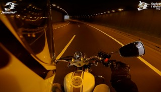 18 minut jazdy na Zipp Raven Lux 125 #43 Szybcy i Wolni Vlog