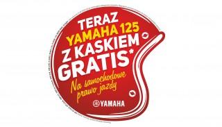 Już tylko do końca przy zakupie Yamahy 125 – kask gratis