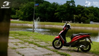 20 minut jazdy na Piaggio Medley S ABS 125 2016: #50 Szybcy i Wolni Vlog