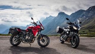 Yamaha Tricity 125 oraz Tracer 700: Kolejne motocykle w wypożyczalniach Abacus