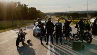 Junak pokazał kulisy nowej sesji swoich motocykli 125 (M11 Cafe, M12 i RS Pro)