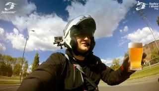 Jazda po jednym piwie. Czy warto jechać motocyklem albo motorowerem? #59 Szybcy i Wolni Vlog