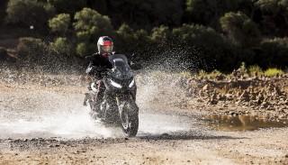 Nowość 2017: Honda X-ADV