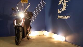 Honda SH 125 Sporty: Skuter co sam produkuje paliwo?