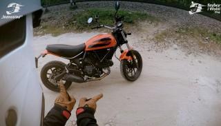 Pierwsza jazda na Ducati Scrambler Sixty2 oraz czy opłaca się kupić moto w leasingu #65 Szybcy i Wolni Vlog