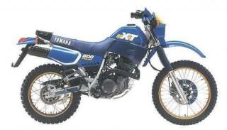 Yamaha Xt 600: Opis, Cena, Zdjęcia, Dane techniczne
