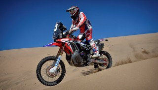 Dakarowe tournee we wszystkich dealerstwach Honda – CRF 450 Rally, Africa Twin 1991, Africa Twin Adventure Edition