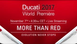 Poznaj nowości Ducati na 2017, weź udział w wyjątkowym wydarzeniu!