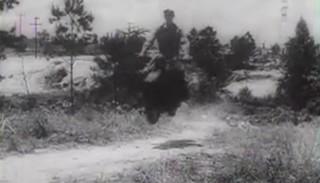 Harley WLA: Armia USA trenuje jazdę w terenie [Wideo]