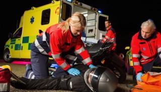 Cudem uniknęli śmierci. 4 szczęściarzy na motocyklach #43 Social Jednoślad.pl