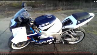 """Używany """"ulep"""" Suzuki GSX-R 750 składany z dwóch: Jak nie popełniać takich błędów"""