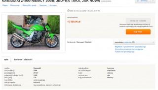 Zakup motocykla używanego: 3 nakedy, które zwróciły moją uwagę (Kawasaki Z 1000, Honda CB600 Hornet, Suzuki GS500)