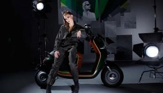 Zobacz elektryczny skuter od MINI