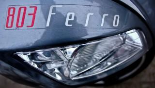 Test Ferro 803: Przygotowania