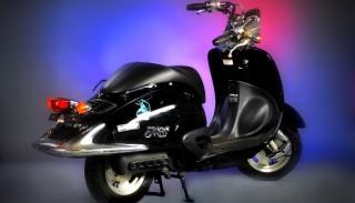 Honda Shadow/Joker: Z bliska