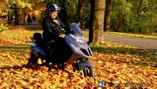 Jak przygotować skuter i motocykl do zimy?