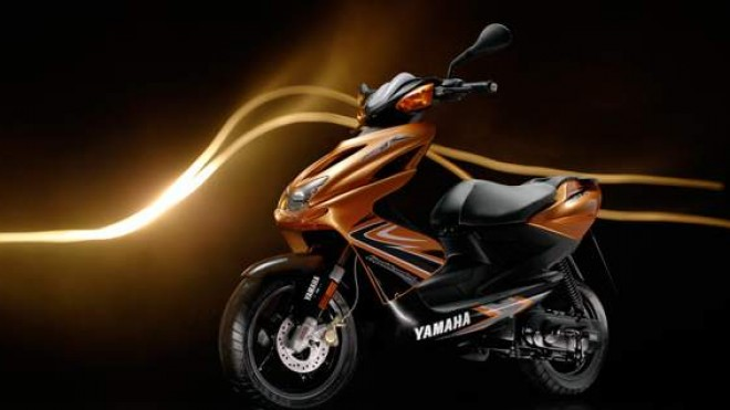Yamaha Aerox R: Sportowa bestia
