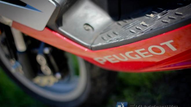 Peugeot Speedfight 3: Budzi Emocje