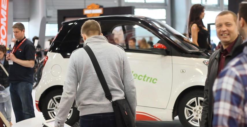 Romet 7E: Nowy samochód elektryczny Rometa