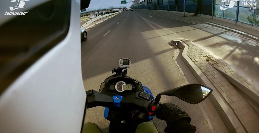 Zabrakło mi paliwa! + Jak docierać skuter/motocykl #32 Szybcy i Wolni Vlog