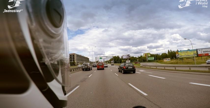 Jazda motocyklem w deszczu. O tym musisz pamiętać! #56 Szybcy i Wolni Vlog