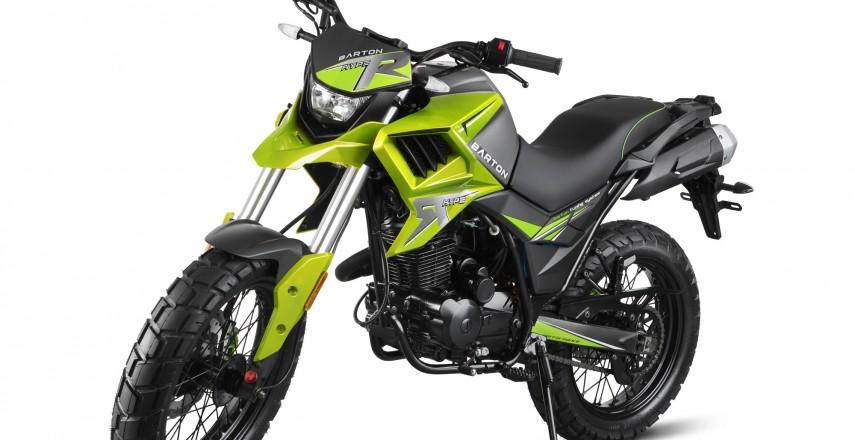 Barton Hyper 125 – nowy motocykl enduro. Znamy dane techniczne i cenę