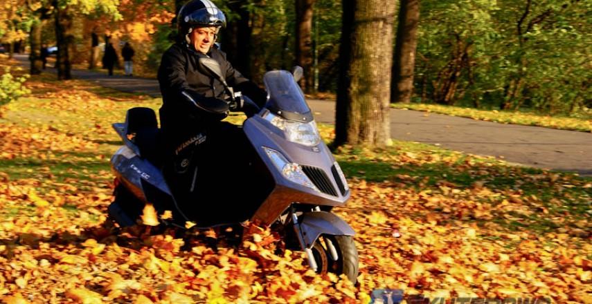 Pogoda dla motocyklistów (01.12 + 02-03.12): Nadal bez śniegu