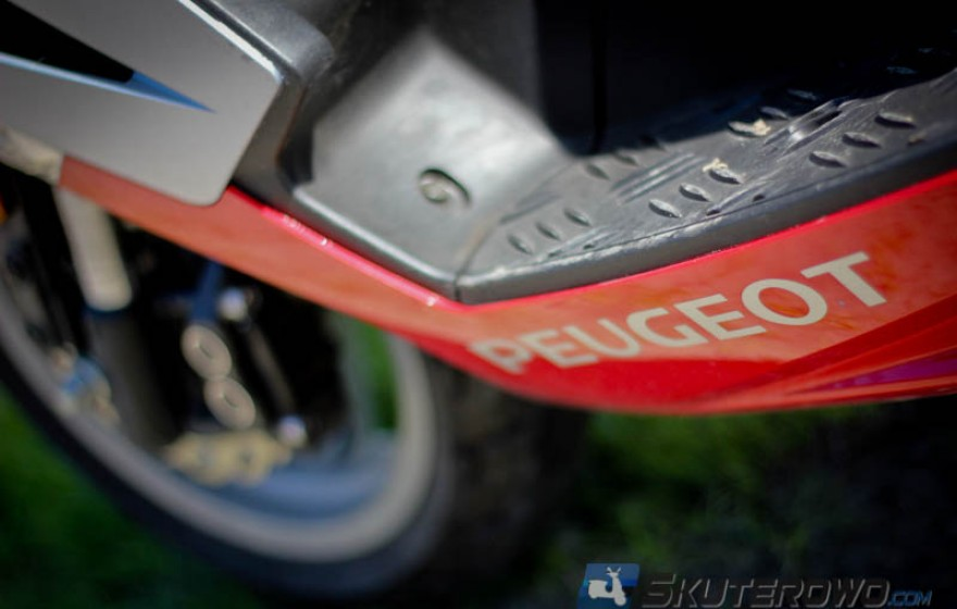 Test Peugeot Speedfight 3: Budzi Emocje