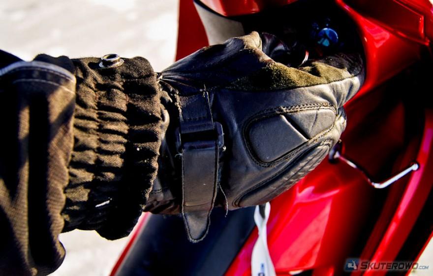 Czemu silnik mojego motocykla nie chce odpalić?