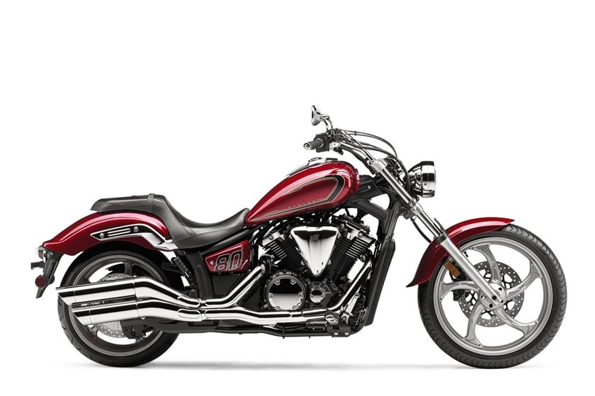Yamaha stryker zdj cia opis cena dane techniczne for 2018 yamaha stryker
