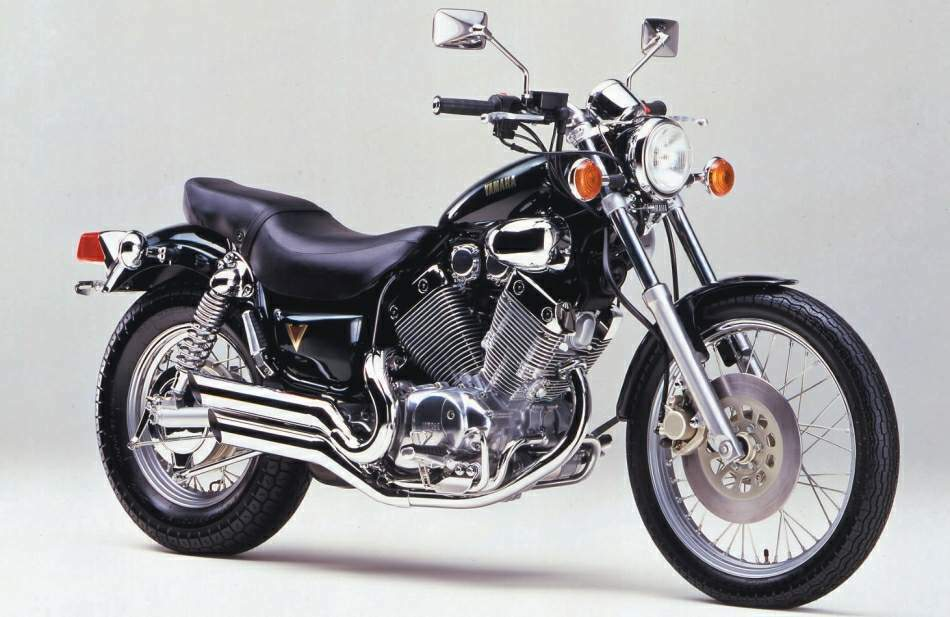 Yamaha Virago Opis Cena Zdjęcia Dane Techniczne