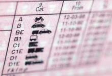 prawo jazdy dokument