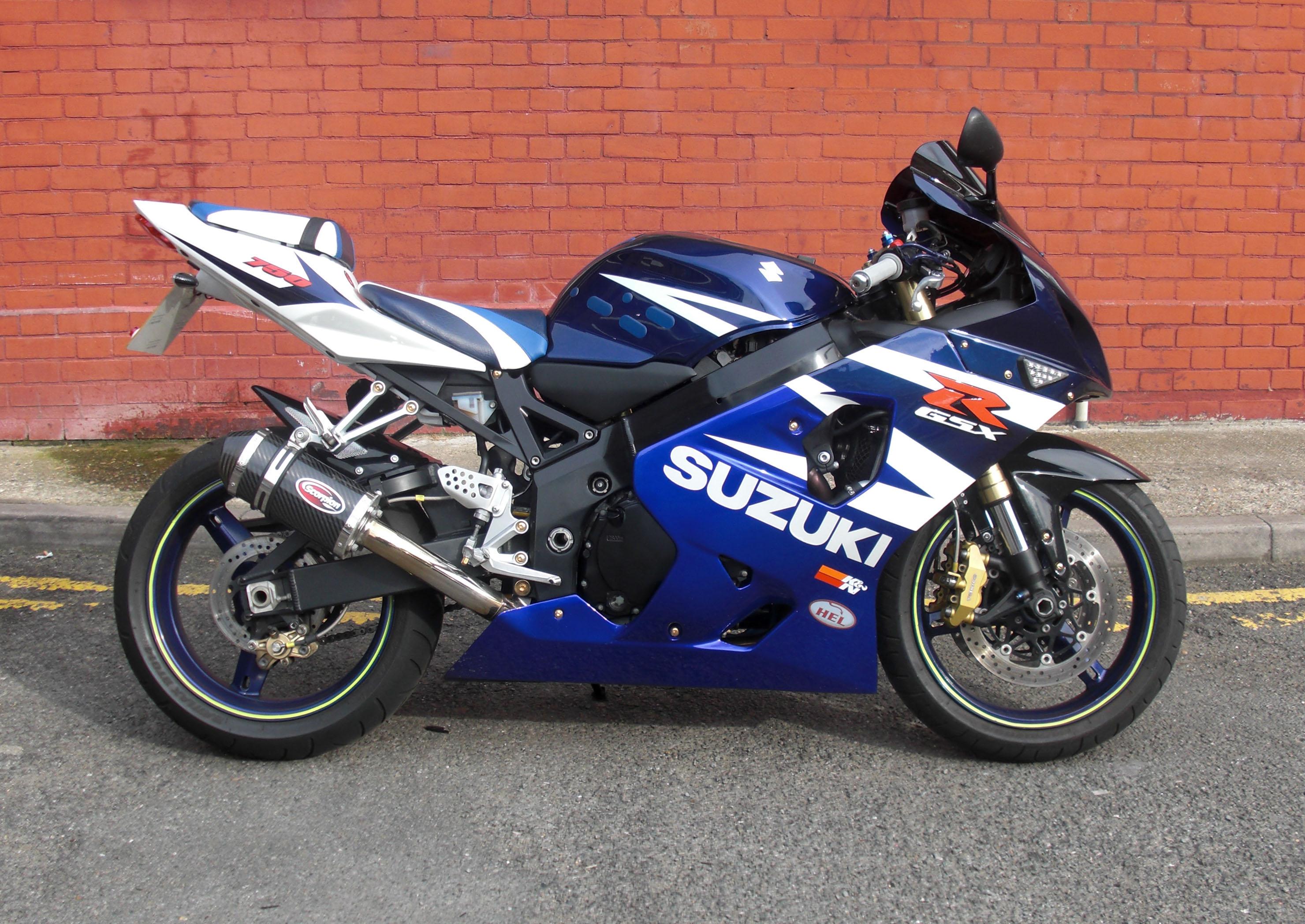 Suzuki Gsxf Front Tire