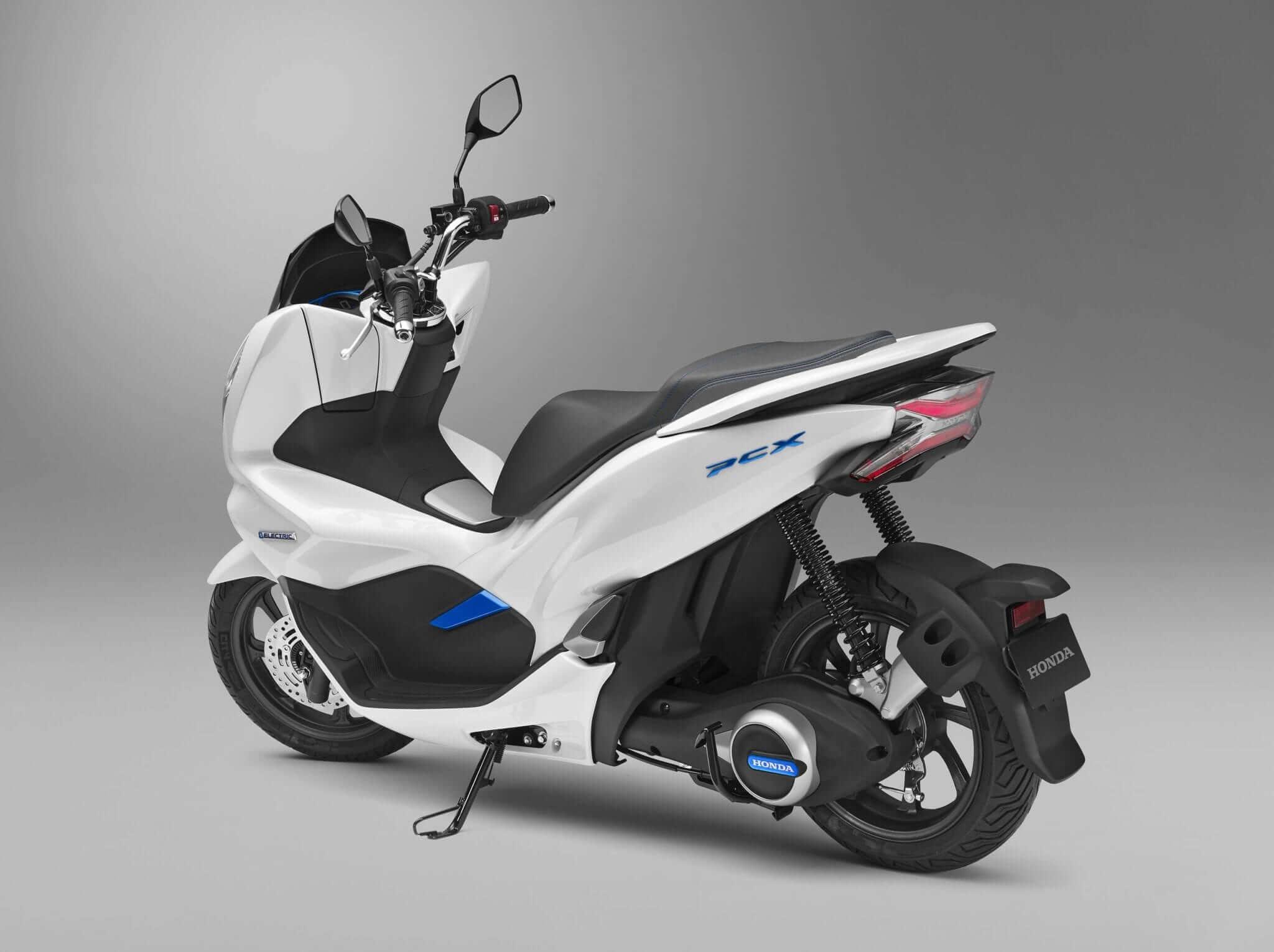 Honda Electric Pcx >> Honda PCX electric i hybrid 2018 - Ogólne - www.burgmania.net