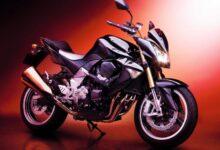 Kawasaki Z1000. Naked bike