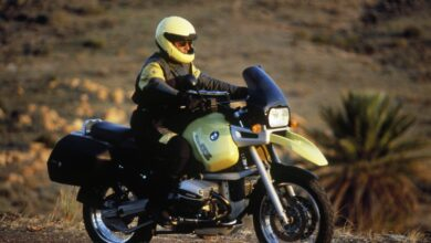BMW R 1100 GS (