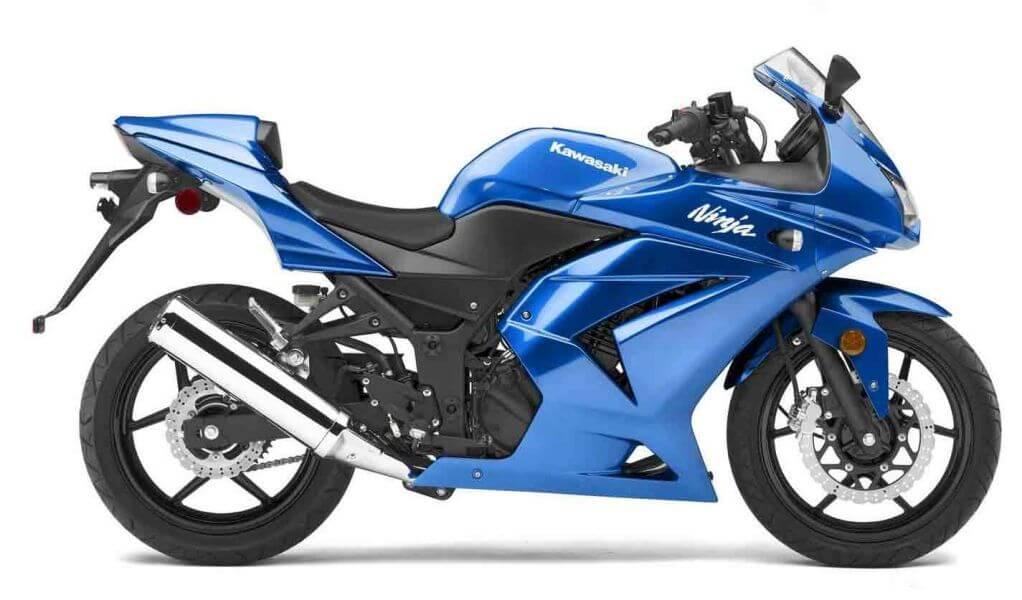 Kawasaki Ninja 250 2008-2011